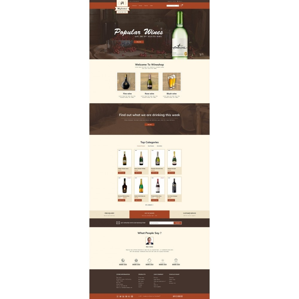 theme - Bebidas y Tabaco - My Cocktail Online Store - 2