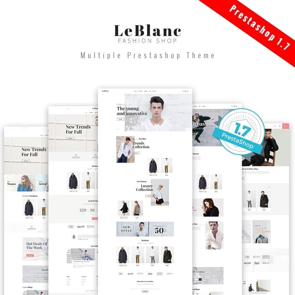 theme - Мода и обувь - Leo Leblanc - 1