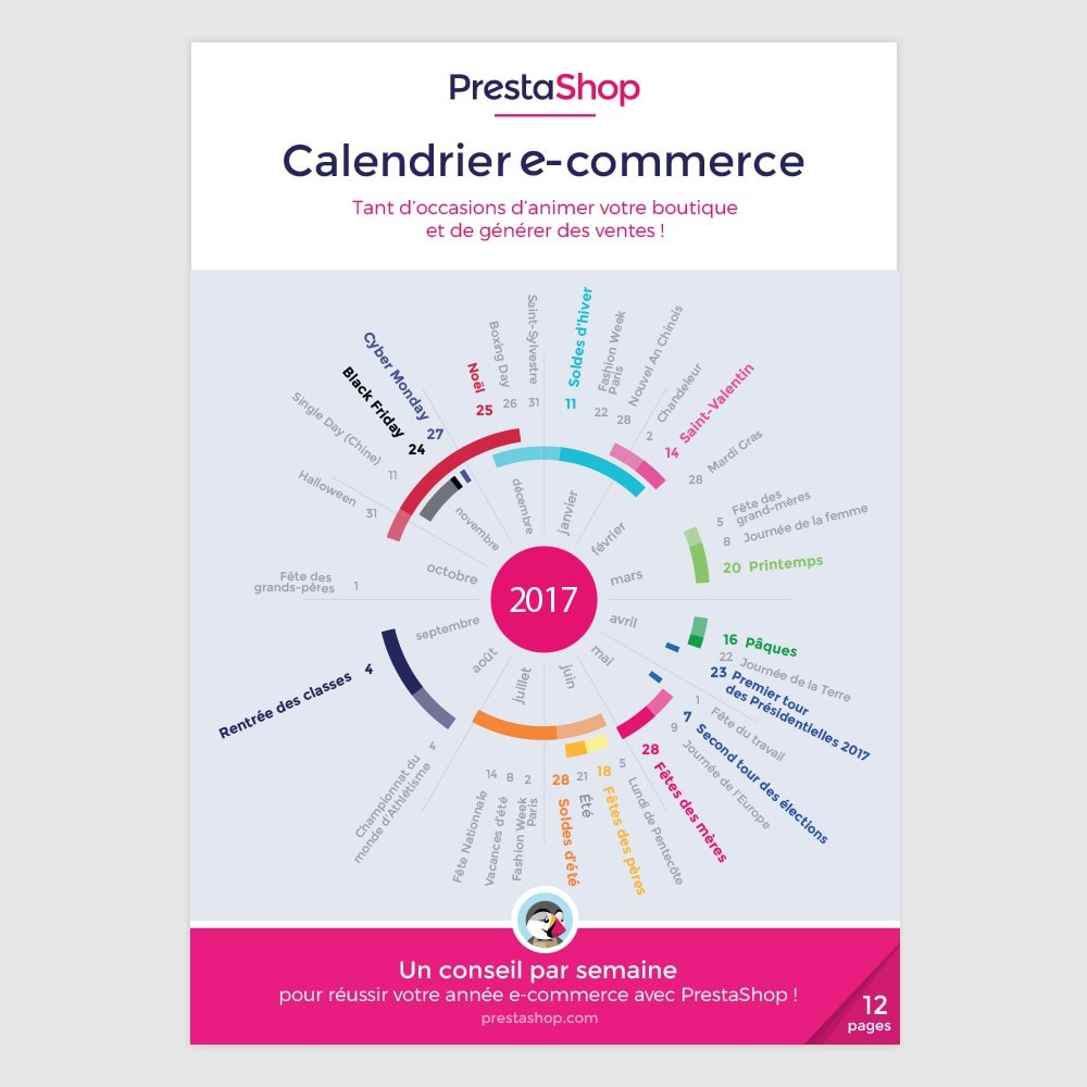 other - e-Commerce Calendar - France 2016 eCommerce Calendar - 2