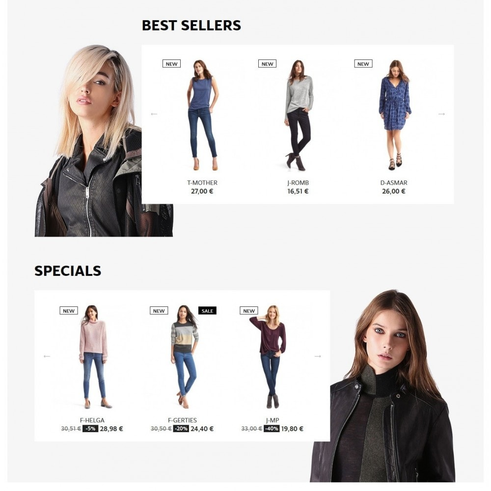 Gallery Fashion Store