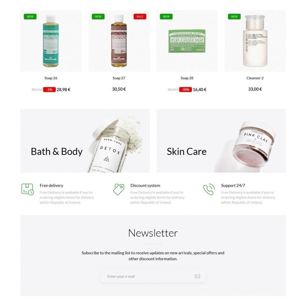 theme - Здоровье и красота - La Mer Cosmetics - 3
