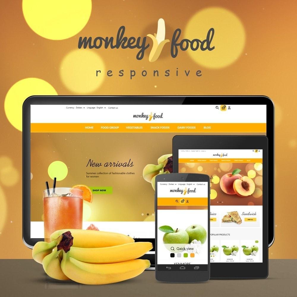 Monkey Food Market