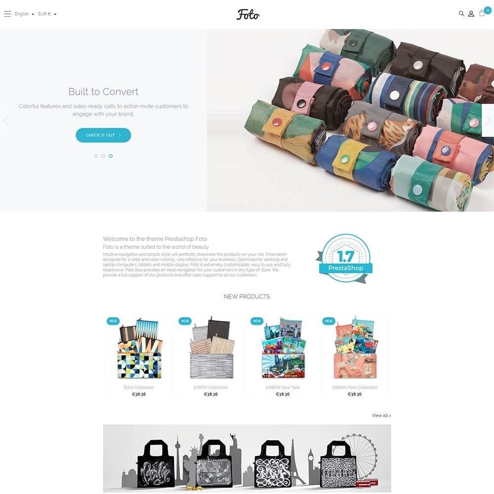 Foto - Clean & Versatile Store
