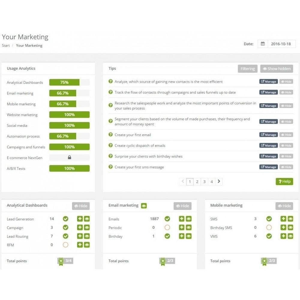 module - Remarketing & Warenkorbabbrüche - SALESmanago Marketing Automatisierung für E-commerce - 10
