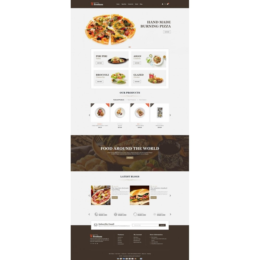 Foodusa Store