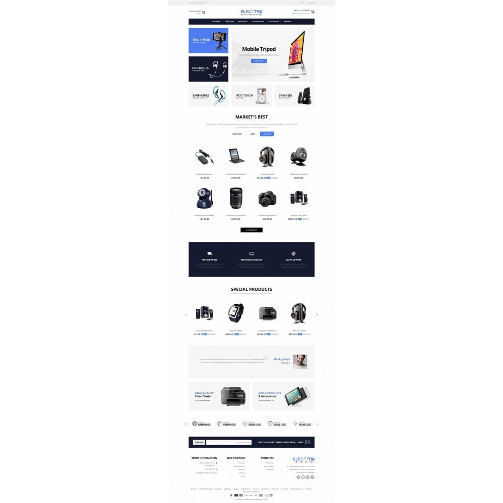 theme - Elettronica & High Tech - Electra Store - 6