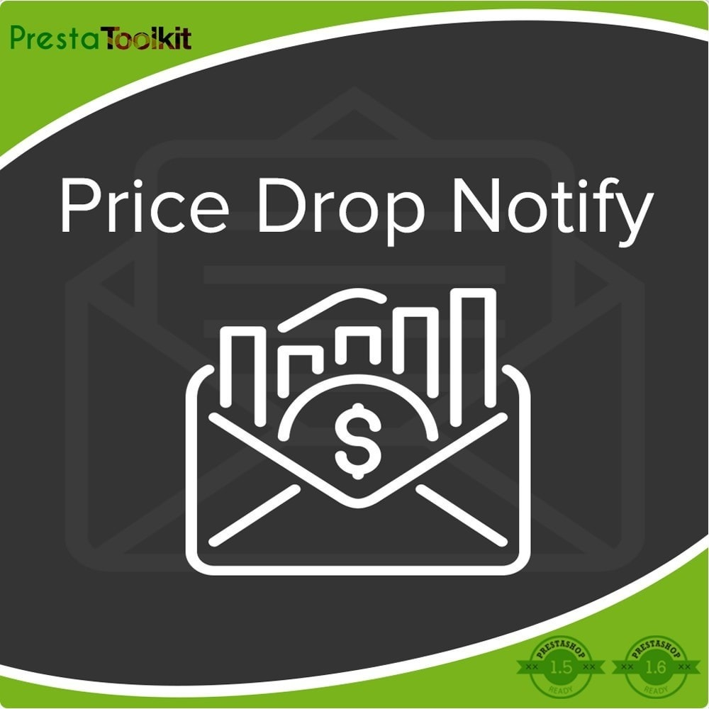 module - Notifications & Automatic Emails - Price Drop Notification, Product Alerts - 1