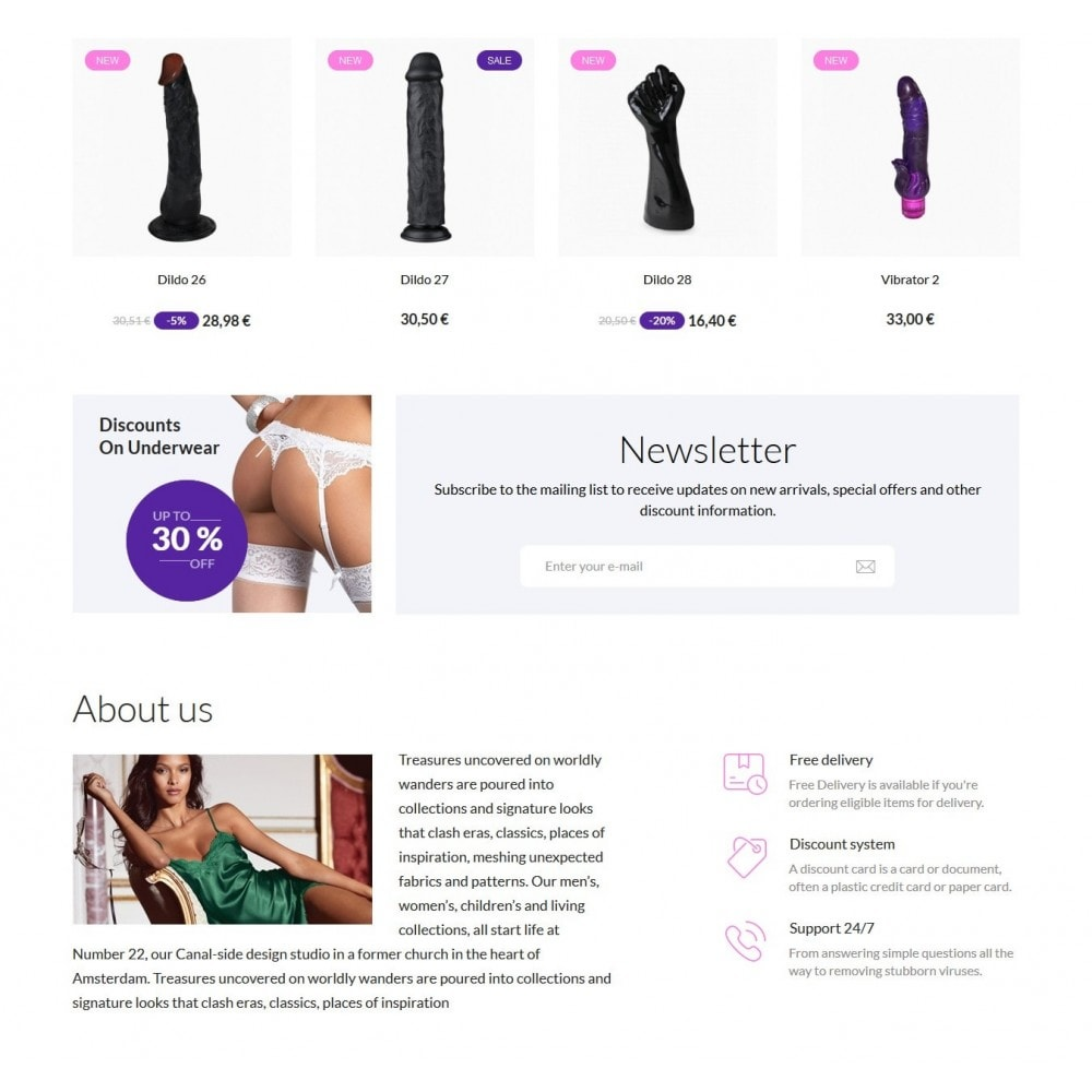 Love & Sex -  SexShop