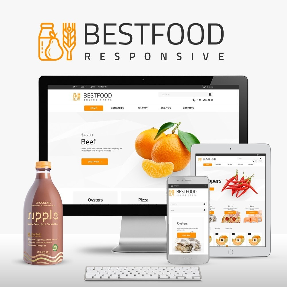Best Food - Online Market
