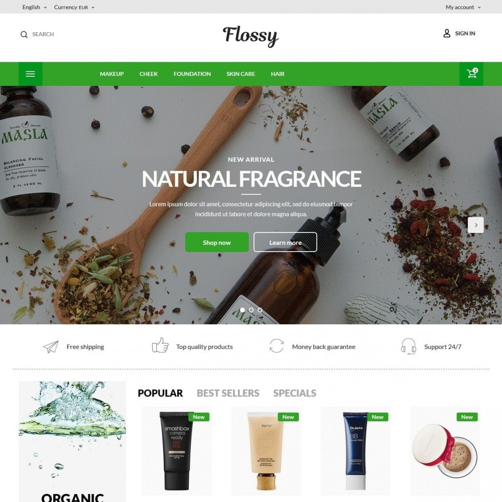 Flossy Cosmetics