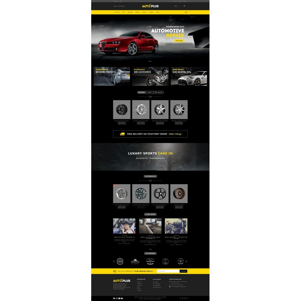Auto & Tools Pluse Store