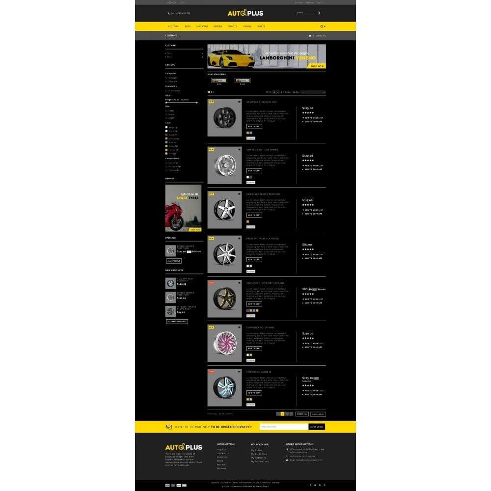 theme - Auto & Moto - Auto & Tools Pluse Store - 4