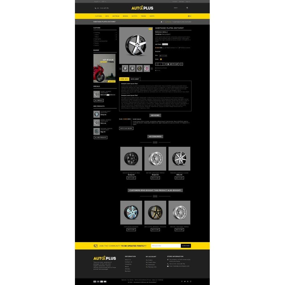 theme - Auto & Moto - Auto & Tools Pluse Store - 5