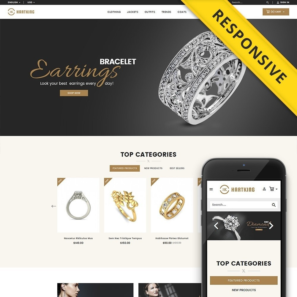 Hartking Jewelry Store