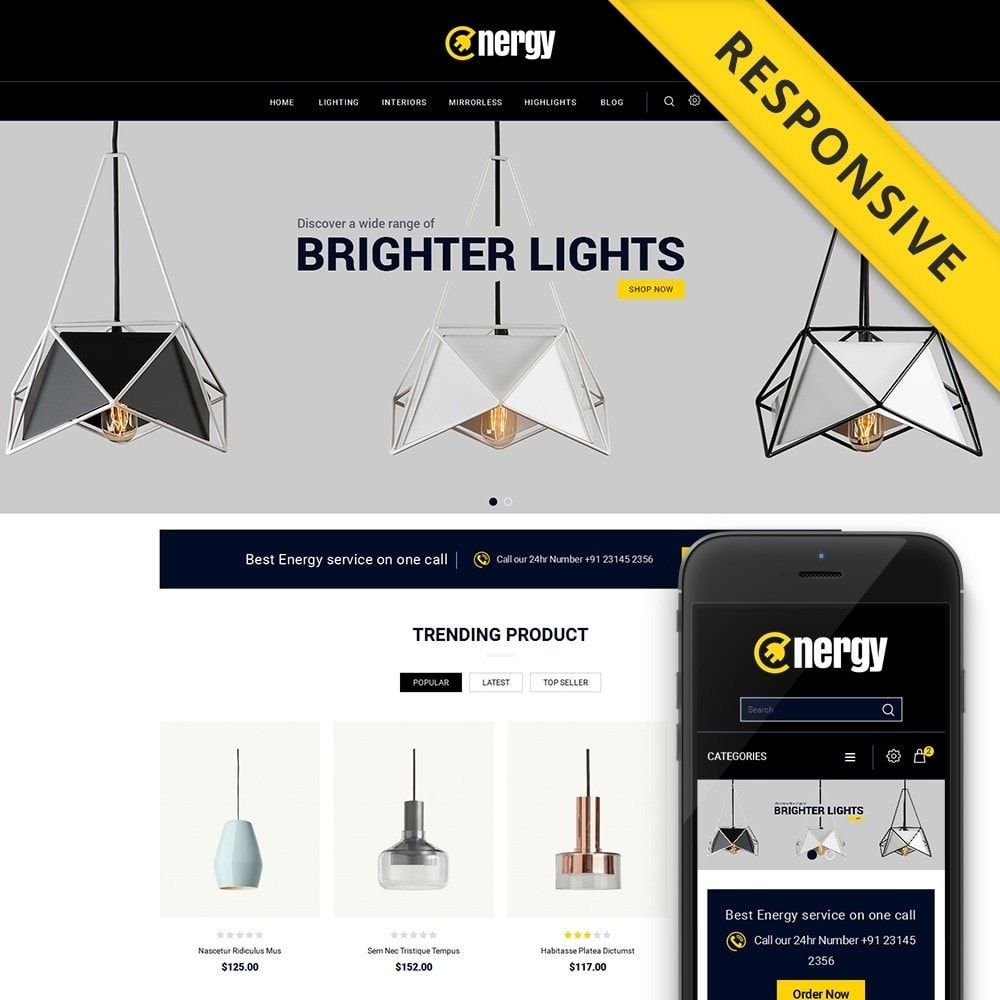 Energy lighting Store