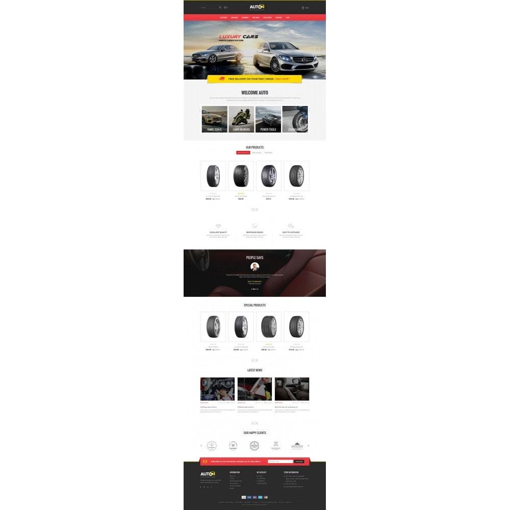 Auto Spare Parts Store