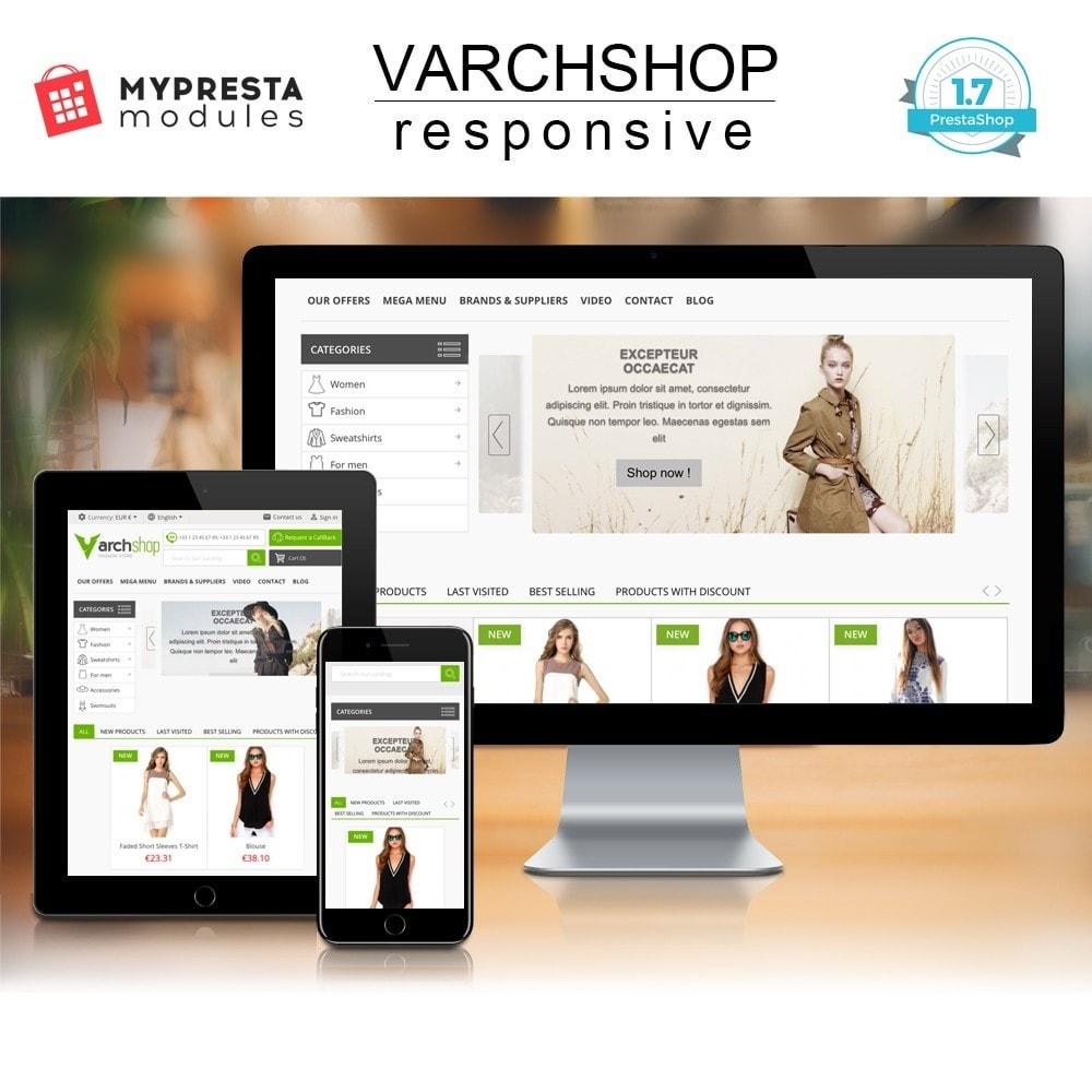 theme - Moda & Obuwie - Varchshop - 1
