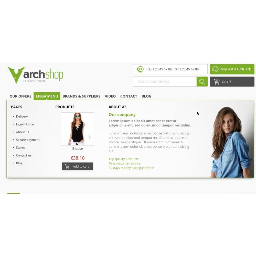 theme - Fashion & Shoes - Varchshop - 7