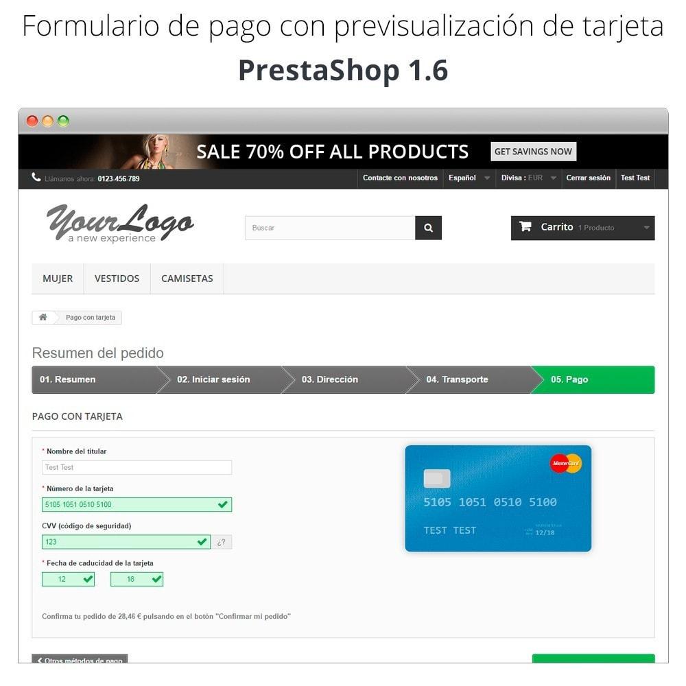 module - TPV (POS) - Pago offline/manual con tarjeta de crédito/débito - 17