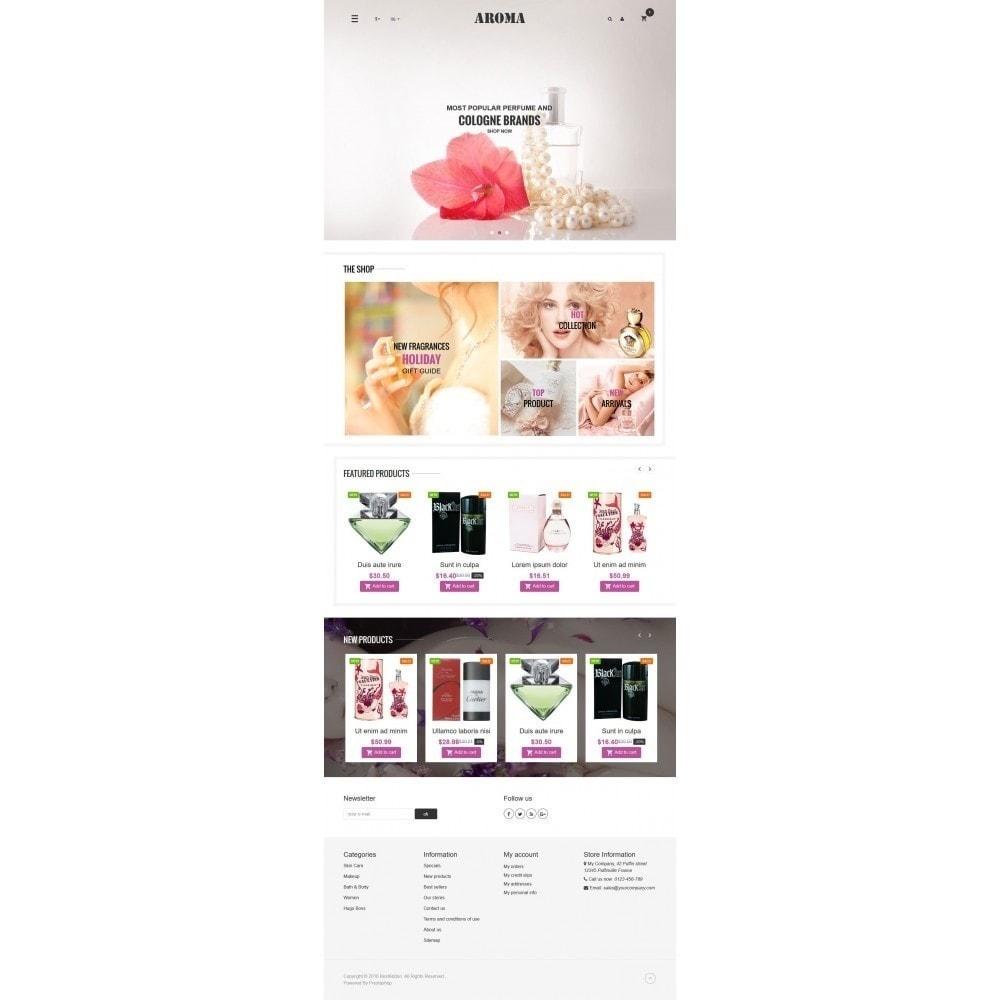 VP_Aroma Store