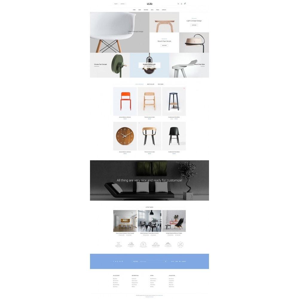 theme - Home & Garden - JMS 4Life 1.7 - 6