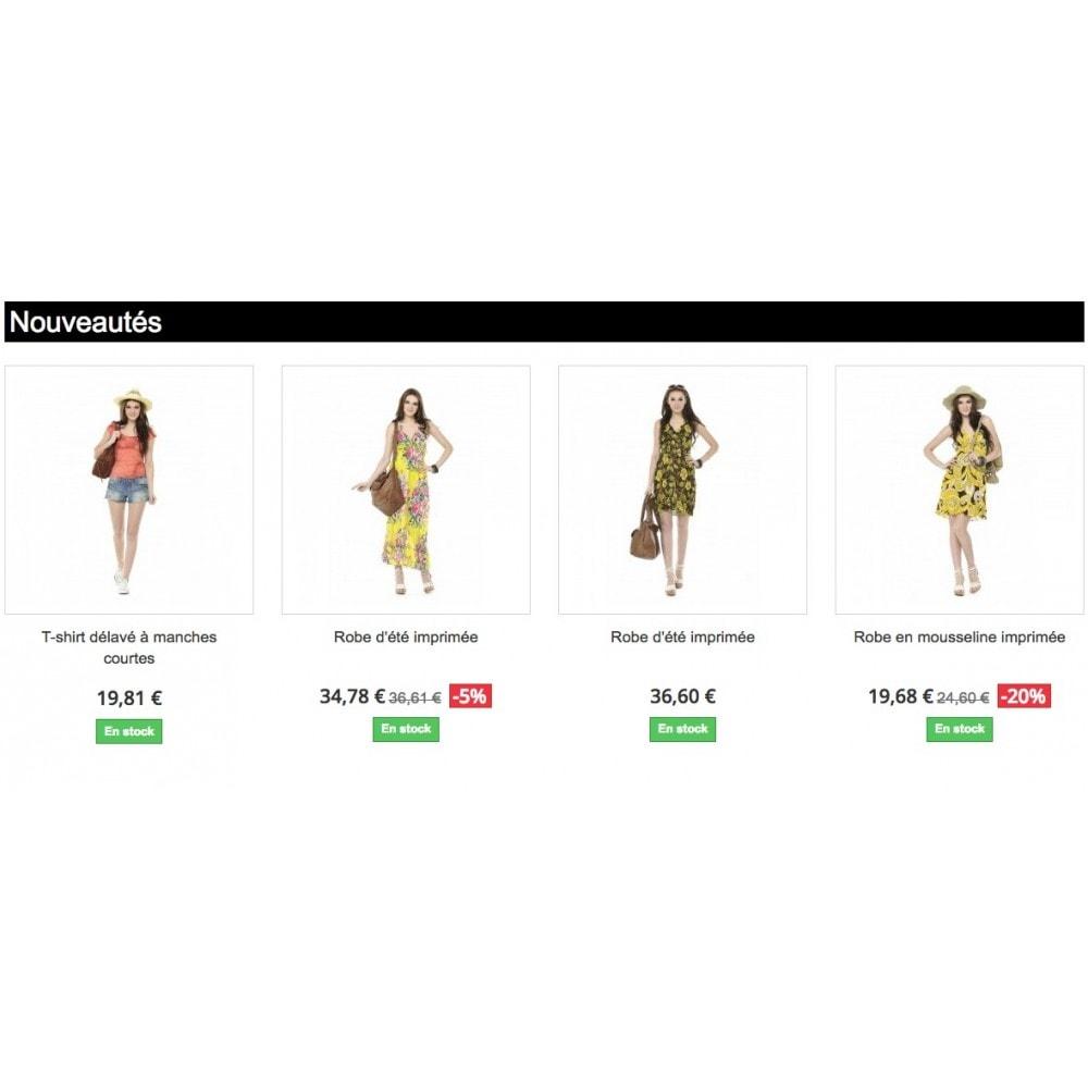 module - Personalizacja strony - Customize Homepage - 5