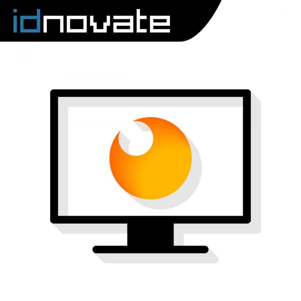 module - Pago con Tarjeta o Carteras digitales - Redsys pago integrado tarjeta y gestión de devoluciones - 1