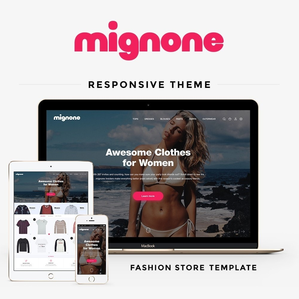 Mignone Fashion Store