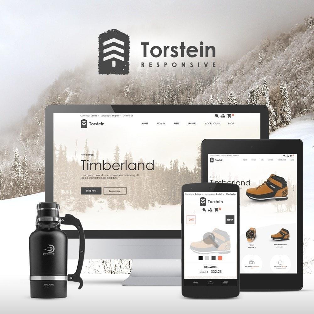 Torstein - Sport Shop