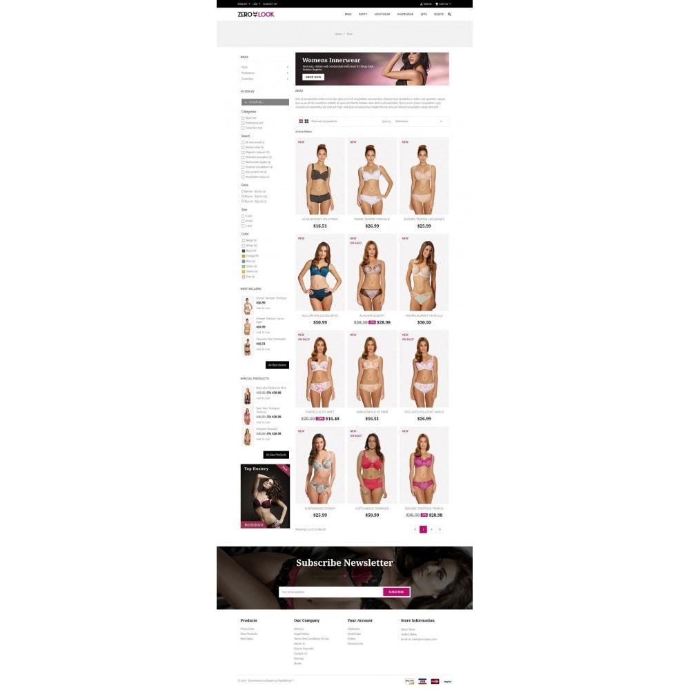 Zero Look online Store