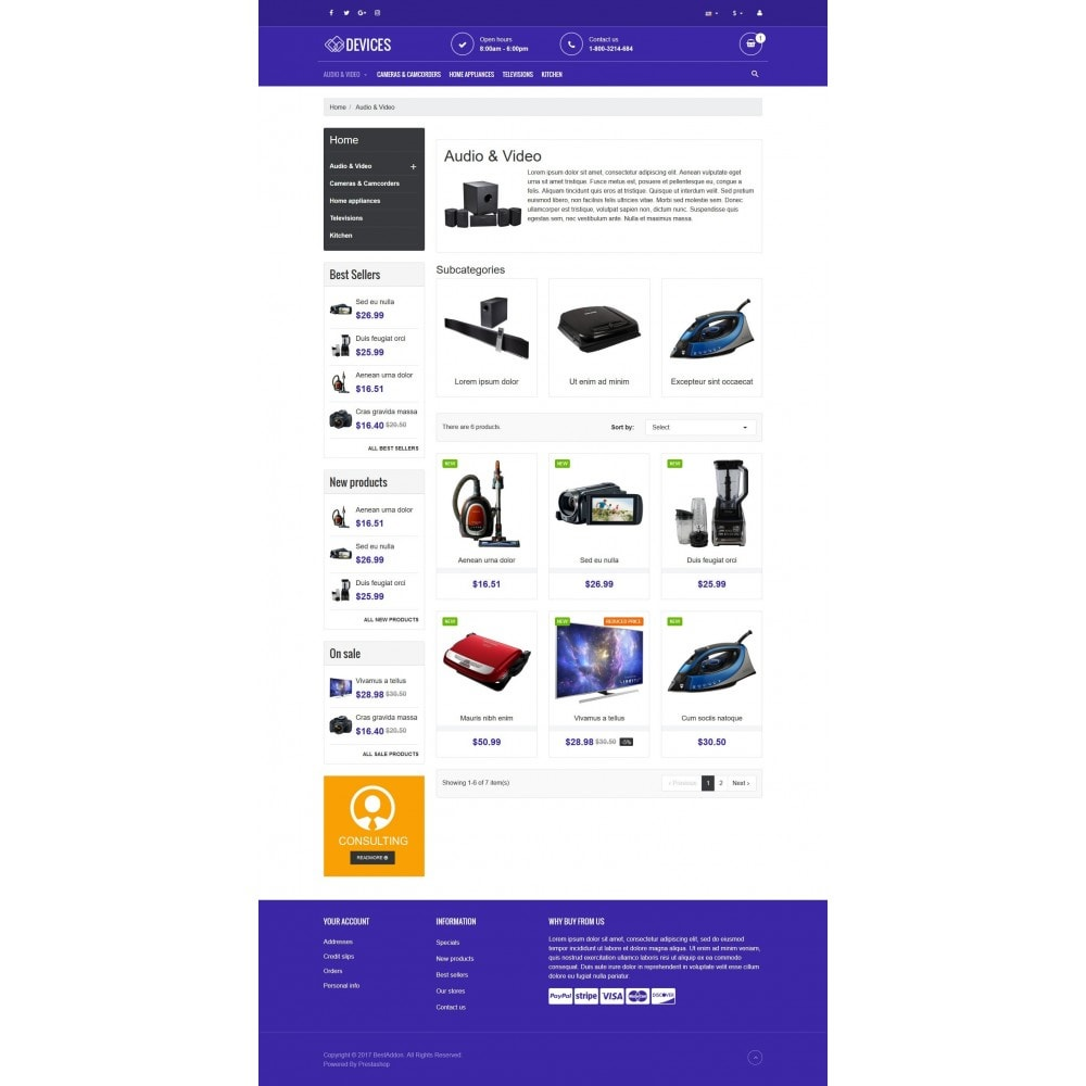 theme - Elettronica & High Tech - VP_Devices Store - 3