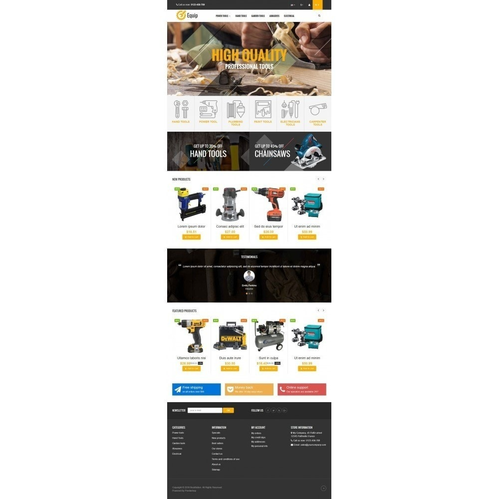 VP_Equip Store