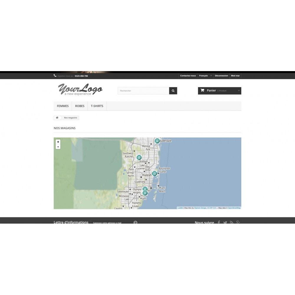 module - International & Localization - OpenStreetMap Stores - 4