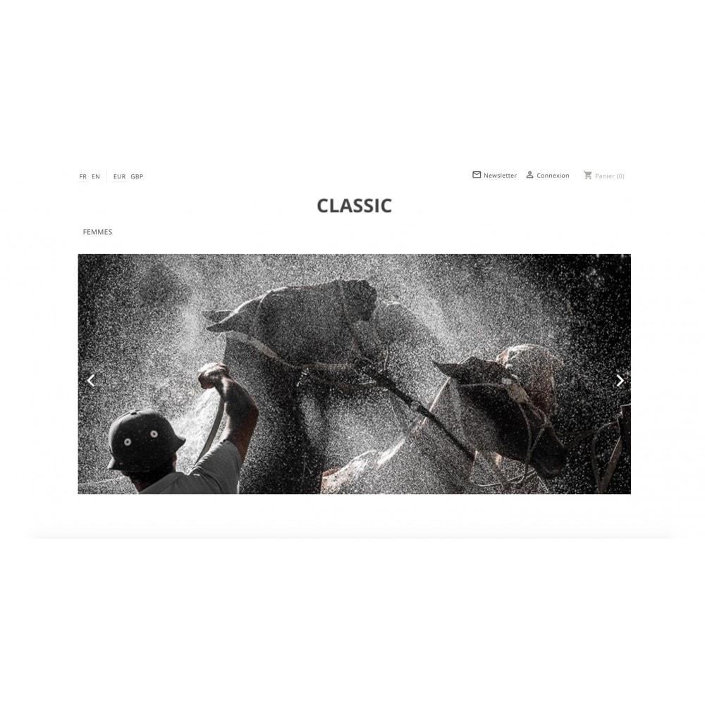 theme - Mode & Chaussures - Epuré et moderne - 9