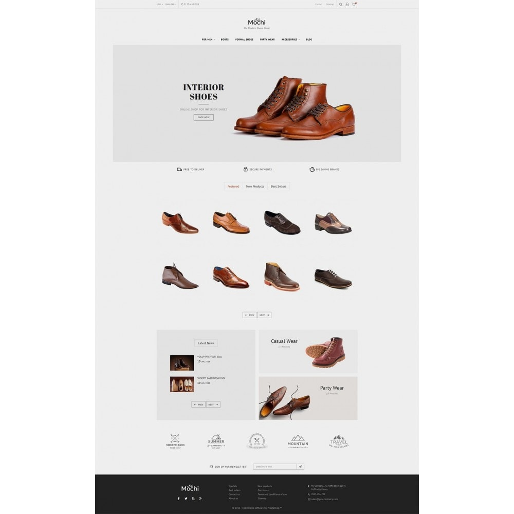 Mochi Shoes Store
