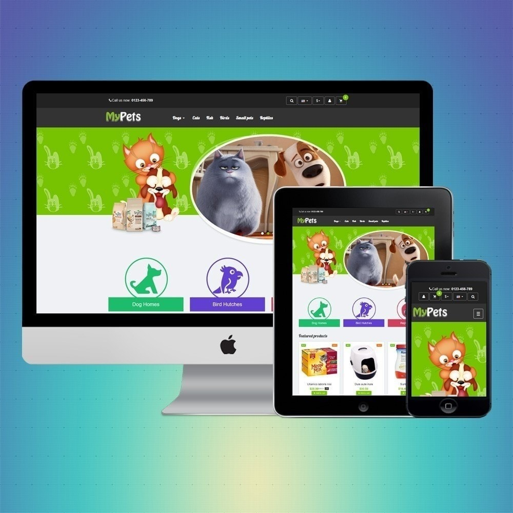 VP_MyPets Store