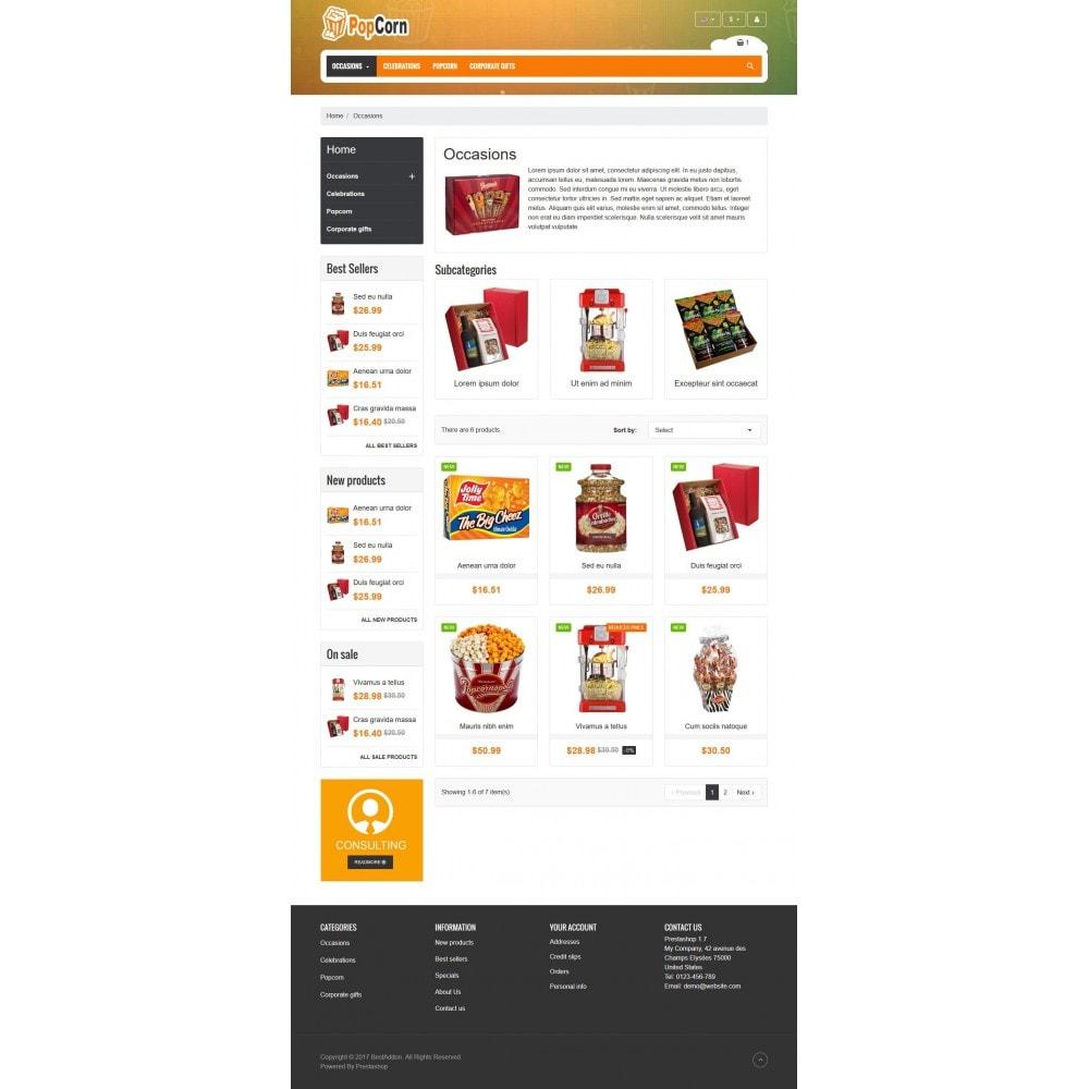 VP_PopCorn Store