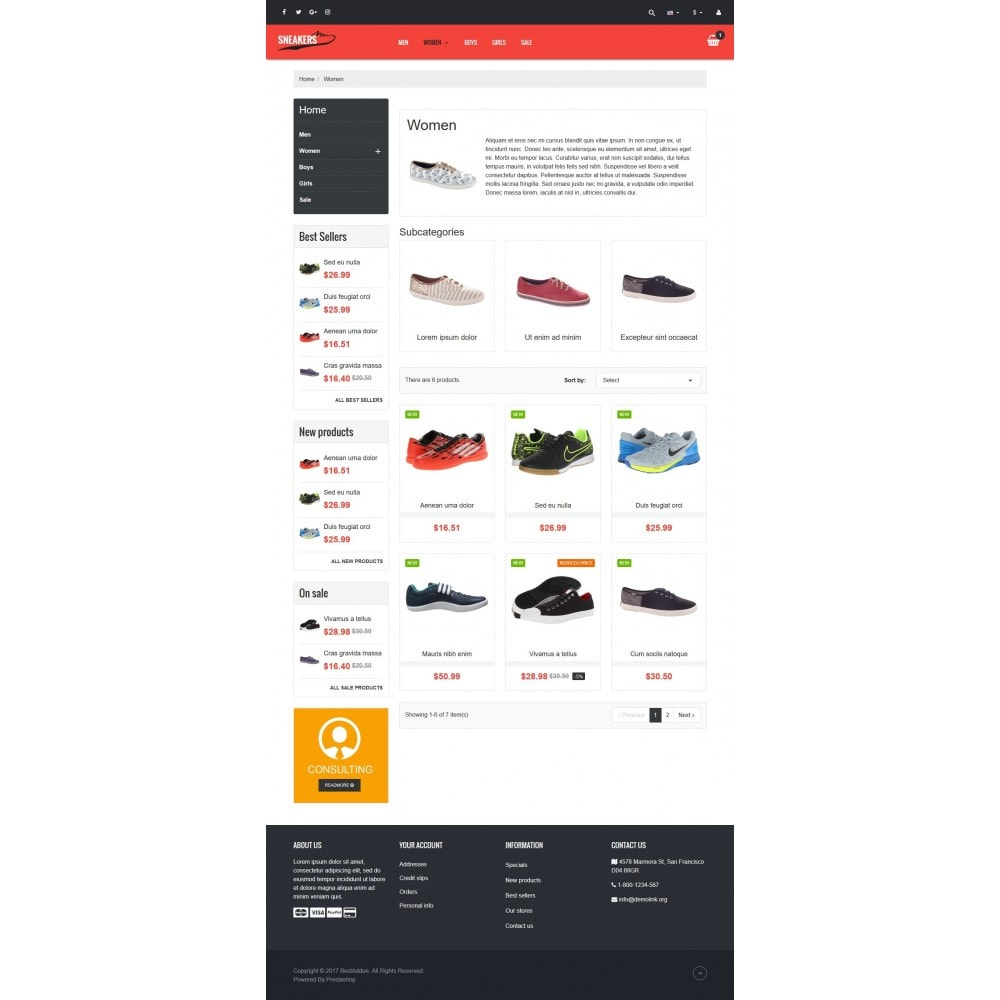 theme - Mode & Chaussures - VP_Sneakers Store - 3