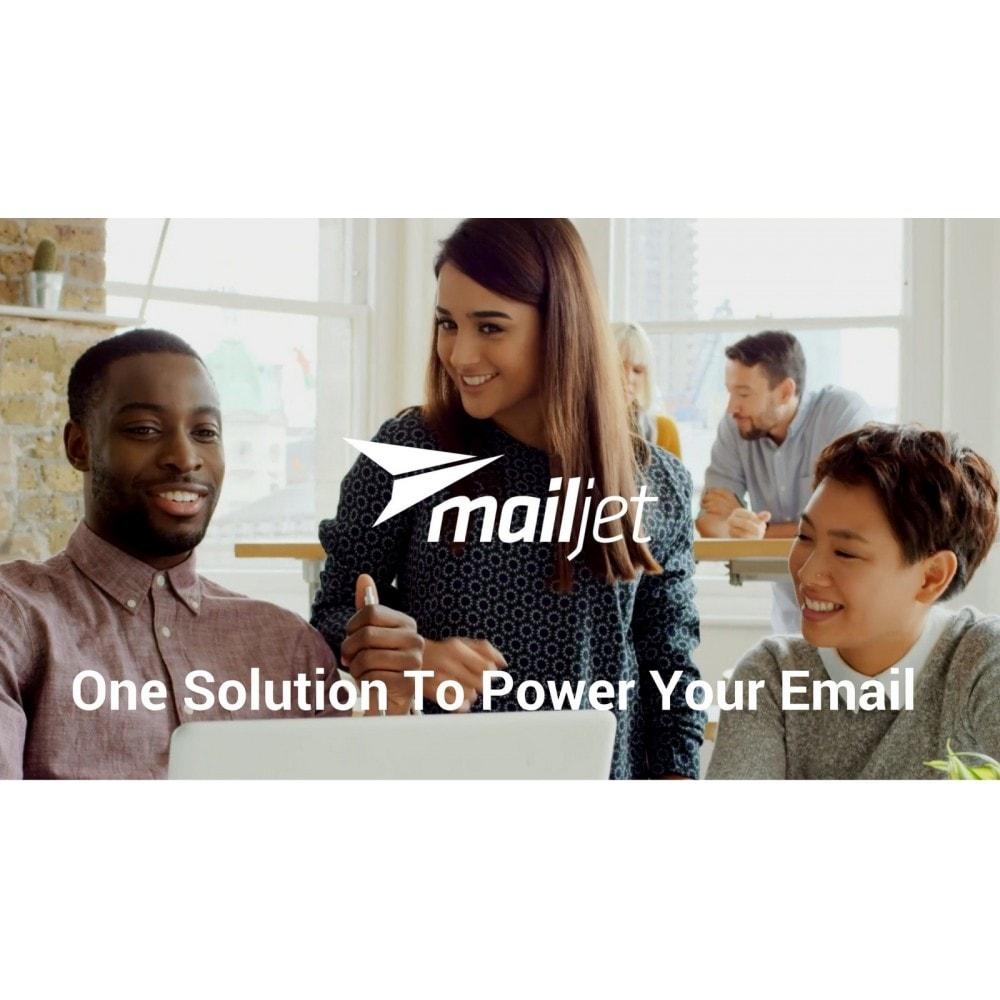 module - Boletim informativo & SMS - Mailjet Email Newsletter - 1