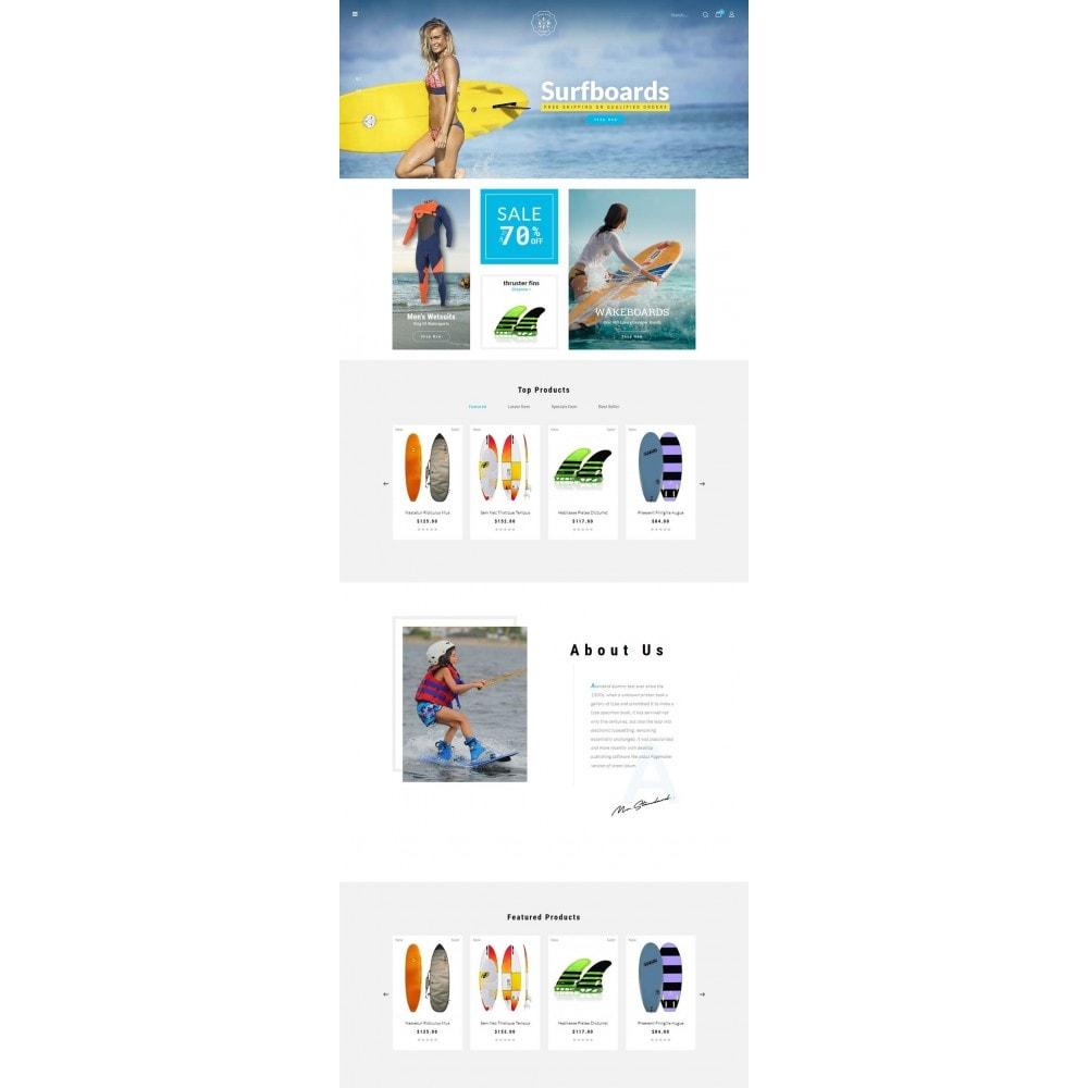 Surf Summer Online Store