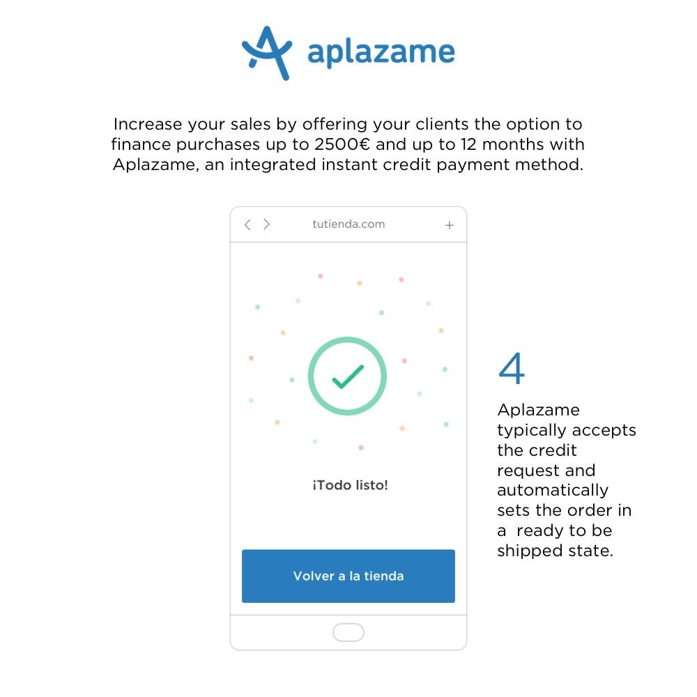 module - Other Payment Methods - Aplazame - 4