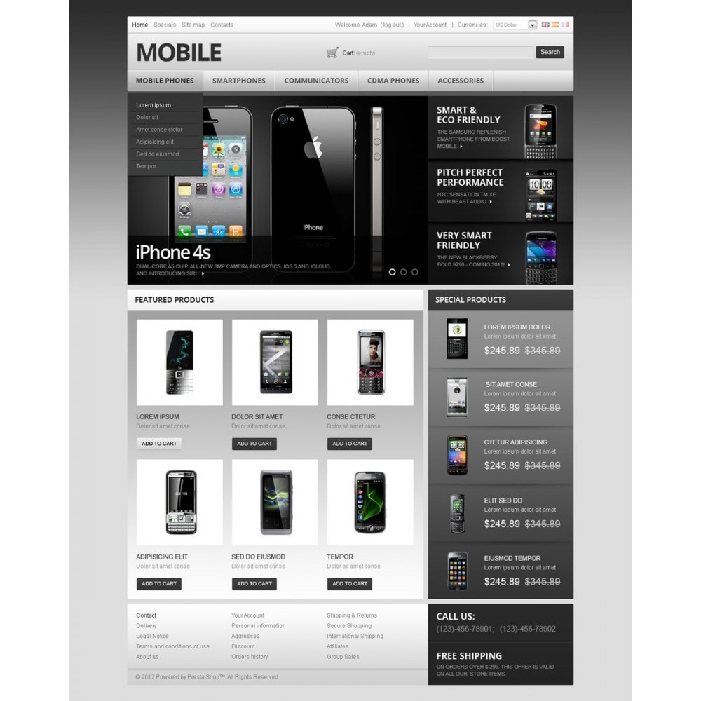 theme - Elektronik & High Tech - Mobile Phones & Accessories - 4