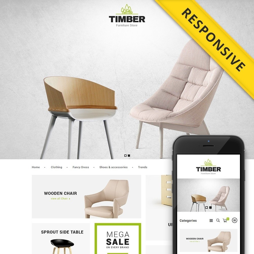 Timber Furniture Store