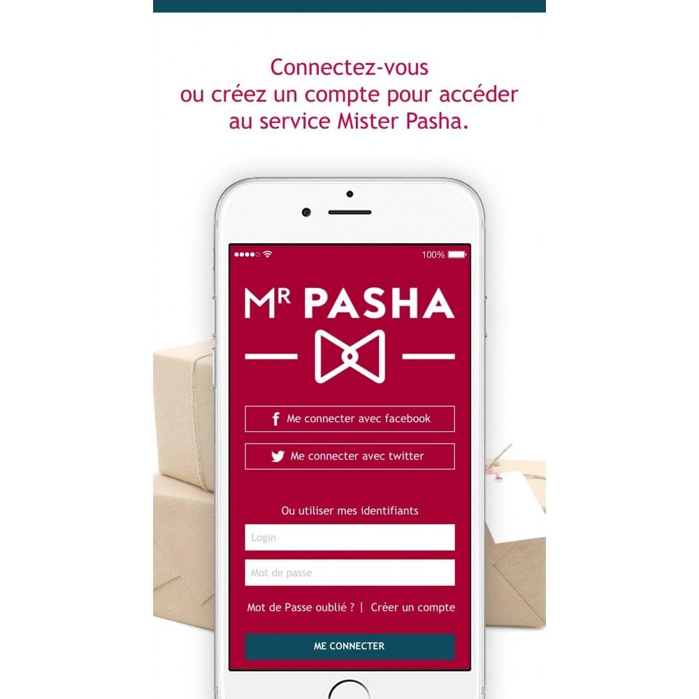 module - Kurierzy - Mister Pasha - 6