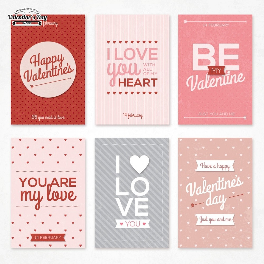 module - Slider & Gallerie - Valentines Day Mode with Graphics included - 16