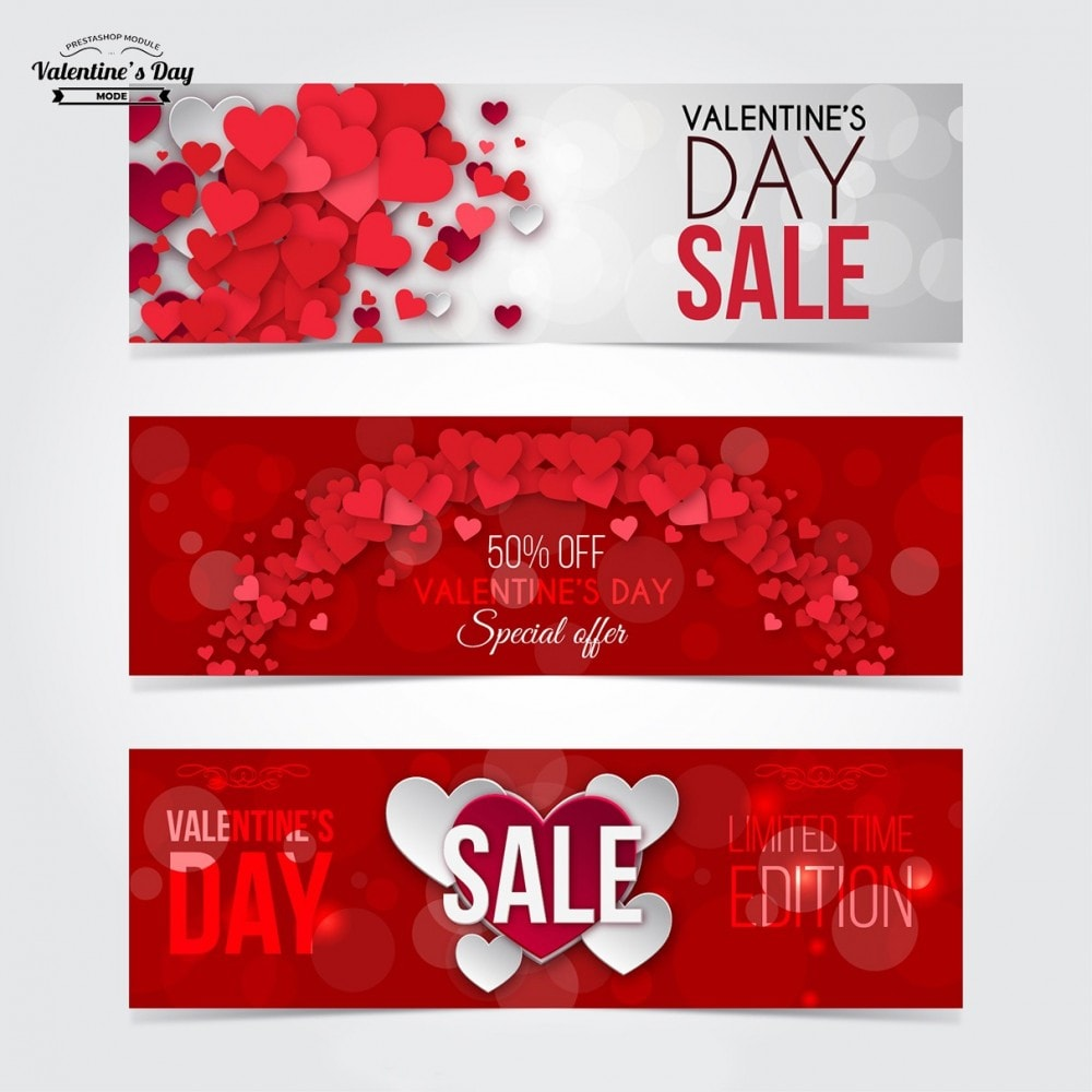 module - Slider & Gallerie - Valentines Day Mode with Graphics included - 17