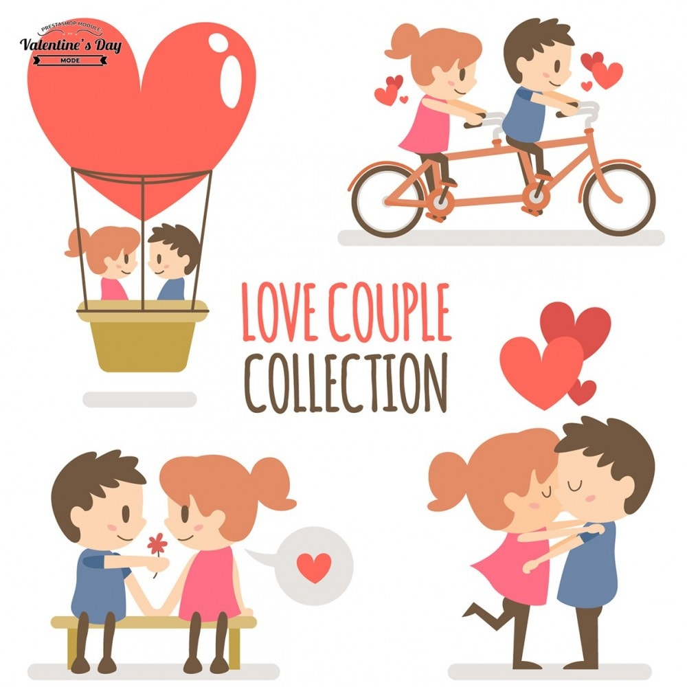 module - Slider & Gallerie - Valentines Day Mode with Graphics included - 21