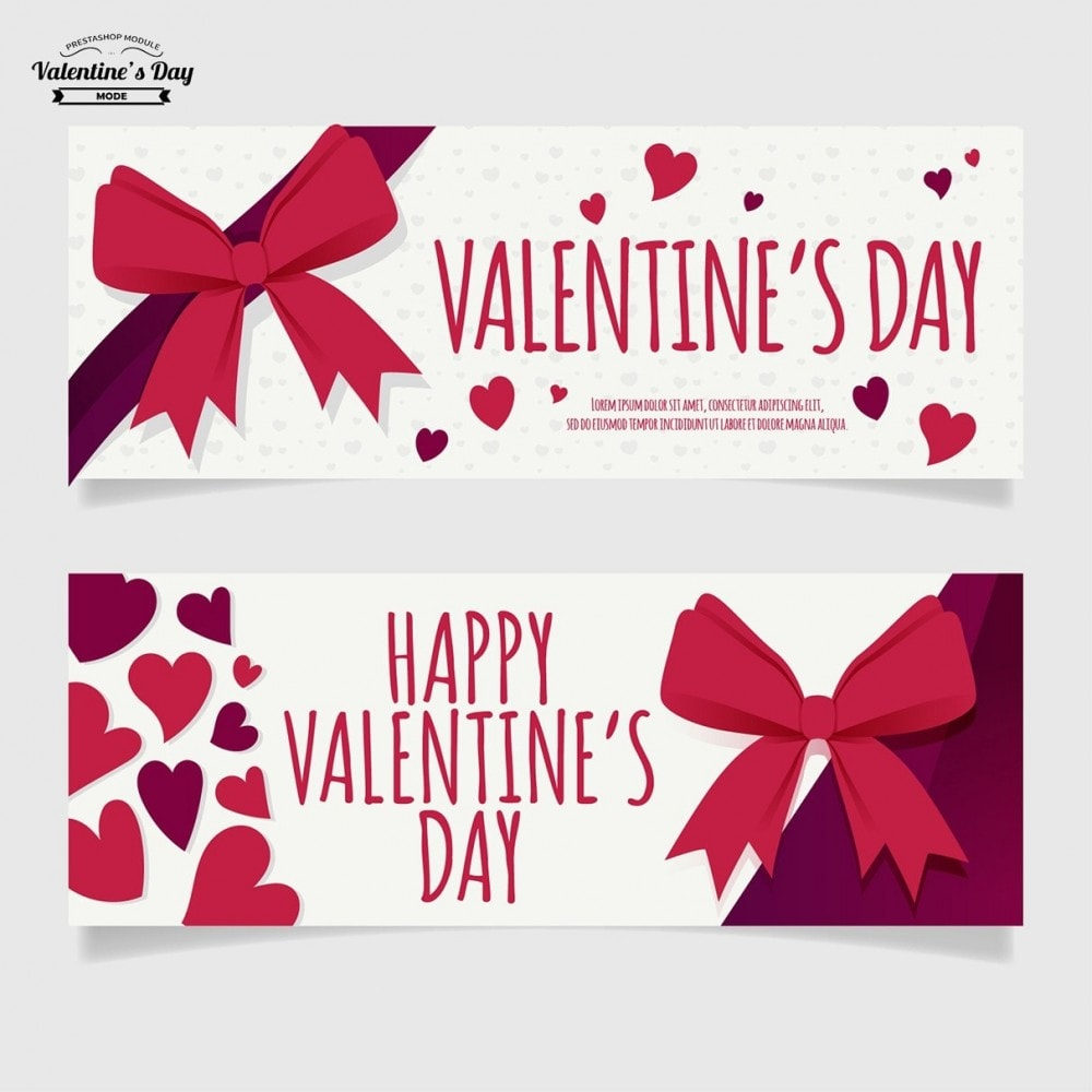 module - Slider & Gallerie - Valentines Day Mode with Graphics included - 36