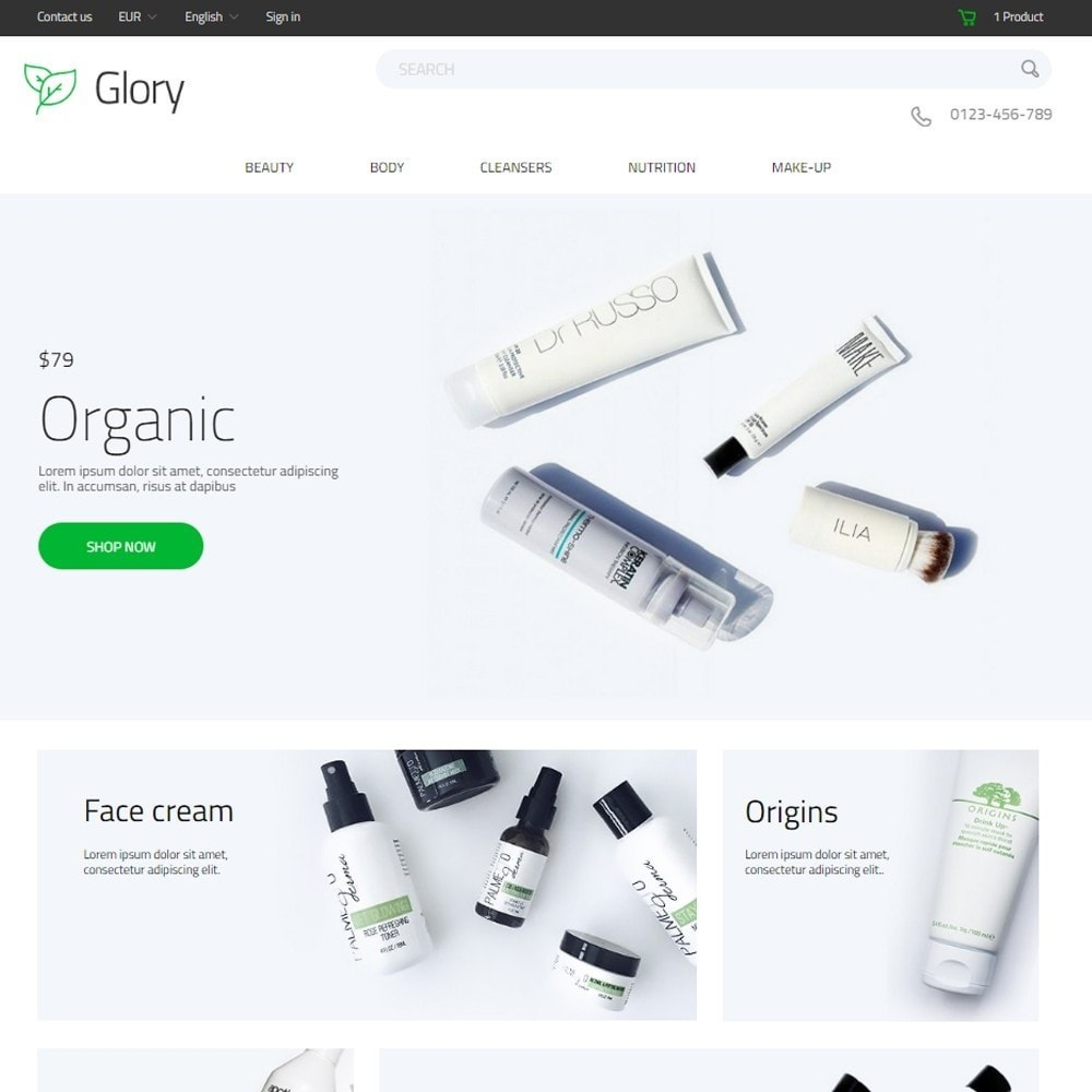 Glory Cosmetics