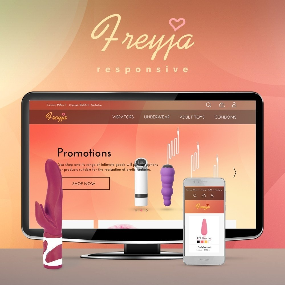 Freyja Sex Shop